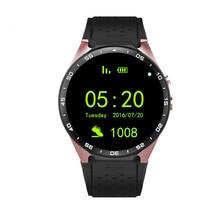 GFT KW88 3G wifi Bluetooth Smart Uhr Smartwatch Sport Armbanduhr Für Android-Handy Mit Kamera Sim-karte Smart elektronische