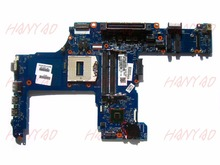744007-601 For HP 650 G1 640 laptop motherboard DDR3 6050A2566302-MB-A04 free Shipping 100% test ok