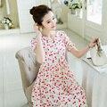 Maternity Wear Dress Pregnant Women Summer Dress Premama Bohemian Pregnant Breast Feeding Clothes Maternity Shirt 602021