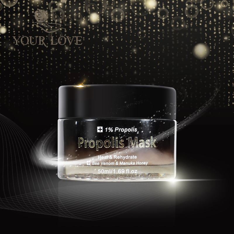 Genuine NewZealand JYP Propolis Face Mask Bee Veno Manuka Honey Moisturizing Facial cream Face Lift Anti Aging Tighten Firm skin цена 2017