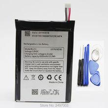 4000 mah Reemplazo de la batería BL 211 Para Lenovo P780 teléfono + Máquina-Herramienta