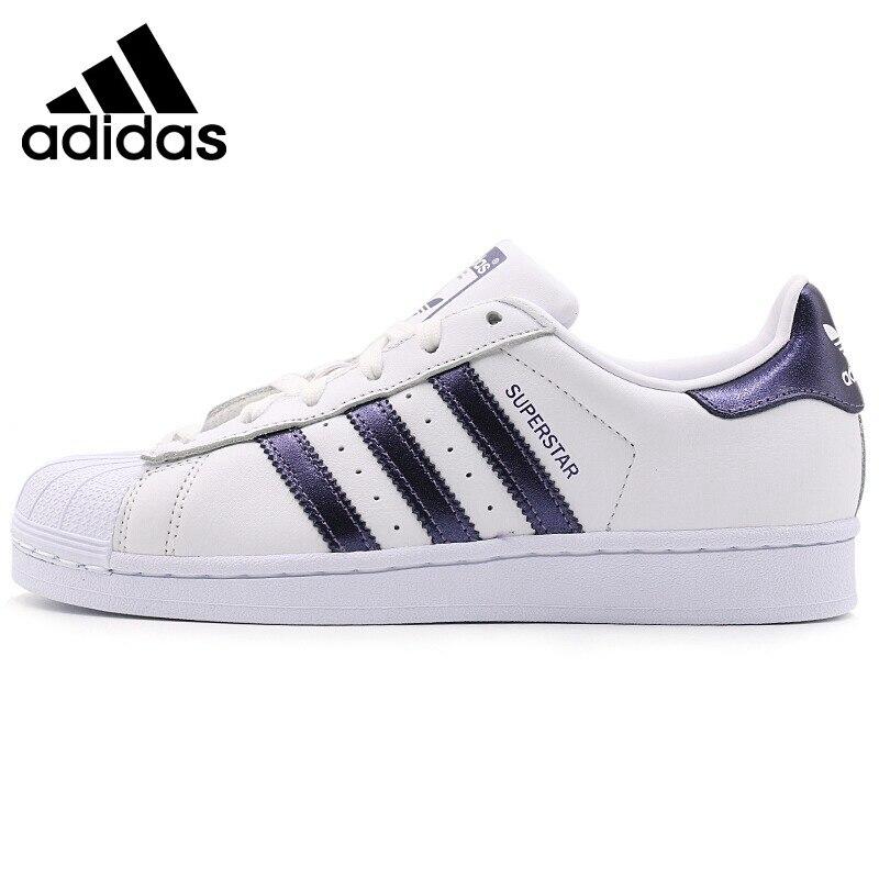 Original Nouvelle Arrivée 2018 Adidas Originals SUPERSTAR W