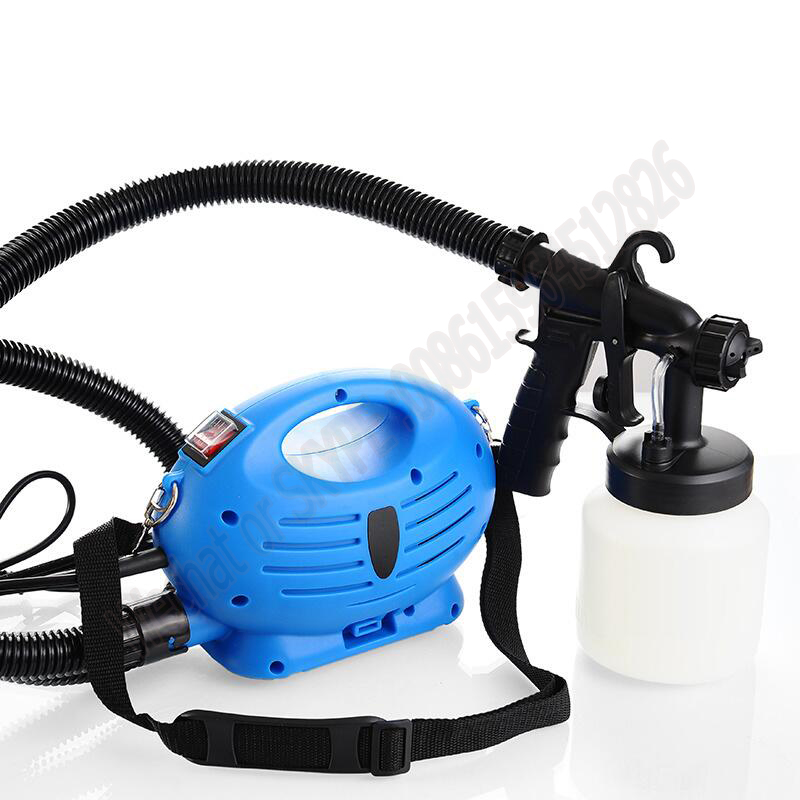 Us 95 0 Small Electric Painting Machine Latex Paint Oil Wood Paint Furniture Wall Paint Photocatalyst Wood Oil Spray Gun In Paint Guns From