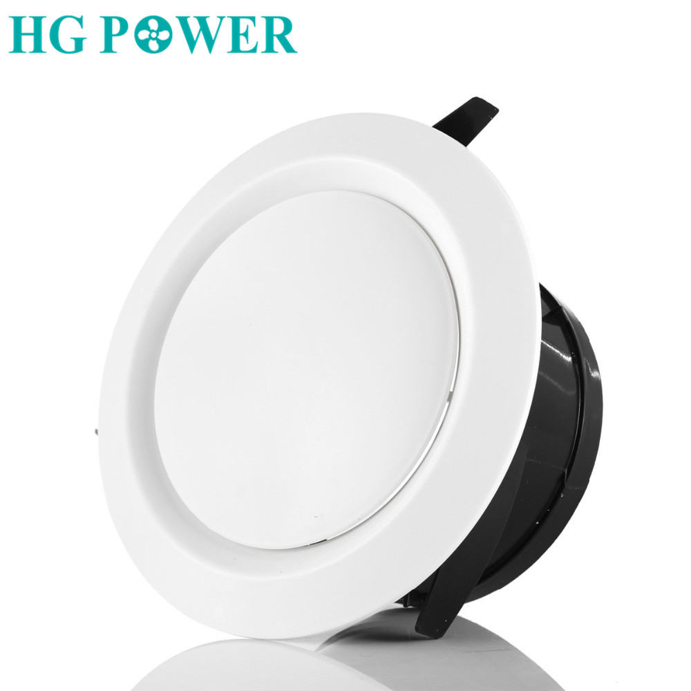 4/6 Inch Plastic Duct Fan Exhaust Ventilator Ventilation Vent Air Outlet Adjustable For Kitchen Toilet Wall Exhaust Fan Mute