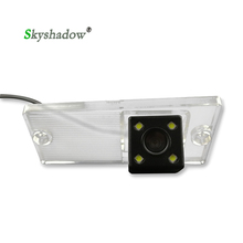 Car CCD Night Vision Backup Rear View Camera Waterproof For Kia Sportage 2000 2001 2002