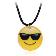 Cute Emoji Necklace