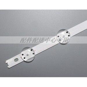 Image 4 - Светодиодная подсветка 32 дюймовая для LG 32LJ510V HC320DXN ABSL1 2143 LC320DXE (FK)(A2) 6916L 2855B 32 V17 ART3 2855 8 светодиодный s 660 мм, 3 шт.
