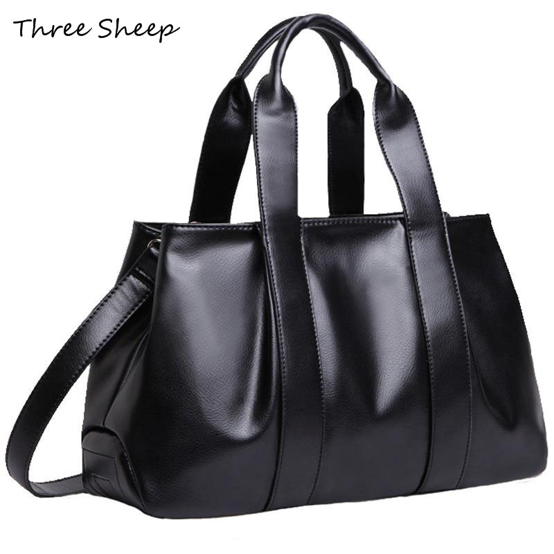 ladies designer hand bags women large black handbag pu leather women tote bag shoulder bags for. Black Bedroom Furniture Sets. Home Design Ideas