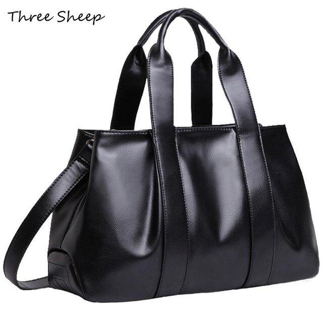 grand sac femme noir