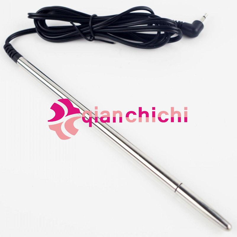 Bipolar Electrical Urethral Sound Electro Stimulation Catheters Penis Sex Toys Male Electric Shock Urethra Plug