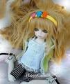 YOSD/BJD doll clothes / baby clothes towel jacket leisure suit 1/6