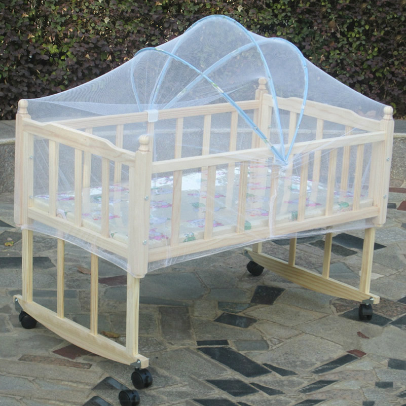 baby crib mosquito net tent infant bed canopy crib netting