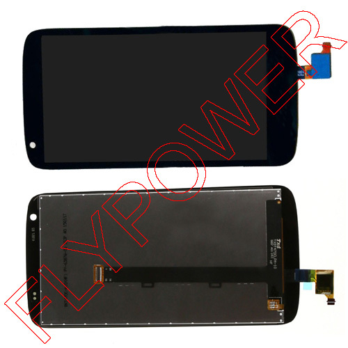 for HTC Desire 526 LCD Display with Touch Screen Digitizer Assembly Black Color free shipping for htc desire 816g lcd screen display with touch screen digitizer assembly by free shipping 100