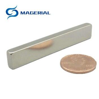Neodymium magnets  6pcs 60x10x5 mm for gasoline block automotive fuel saving oil filter anti-rust water pipe