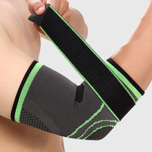 Elastic Bandage Tennis Elbow Support Protector Basketball Running Volleyball