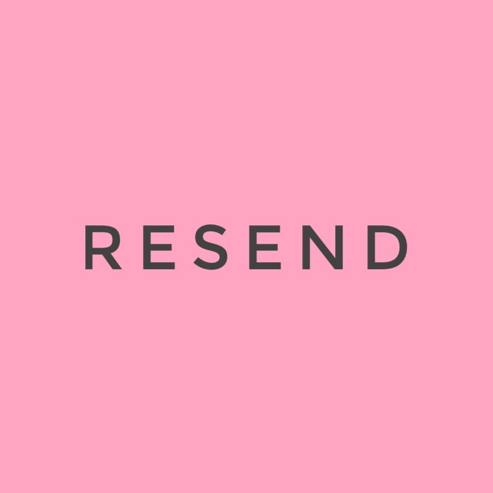 Link for ResendLink for Resend