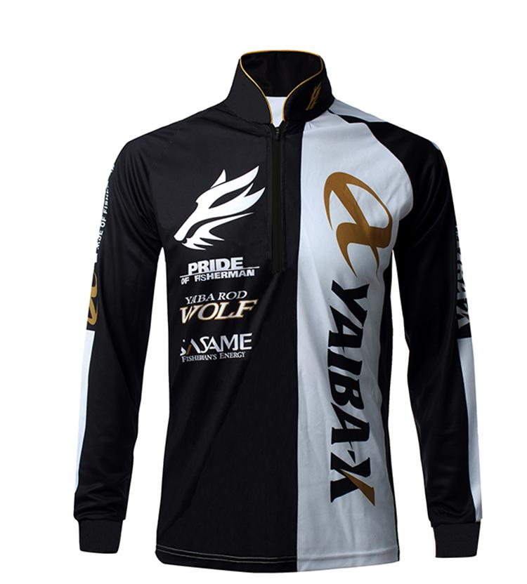 2017 Fishing <font><b>Clothing</b></font> New Brand Men Fishing T Shirt Quick-drying Long Sleeve <font><b>Uv</b></font> Protection Moisture Wicking Fishing Shirt
