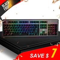 HEXGEARS GK755 A механическая клавиатура RGB подсветка 104 ключей игровые клавиатуры переключатель kailh геймер PBT колпачки клавир геймер