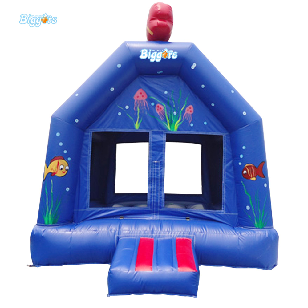 Commercial Inflatable Bounce House Inflatable Moonwalk Jumping Jumper For Sale
