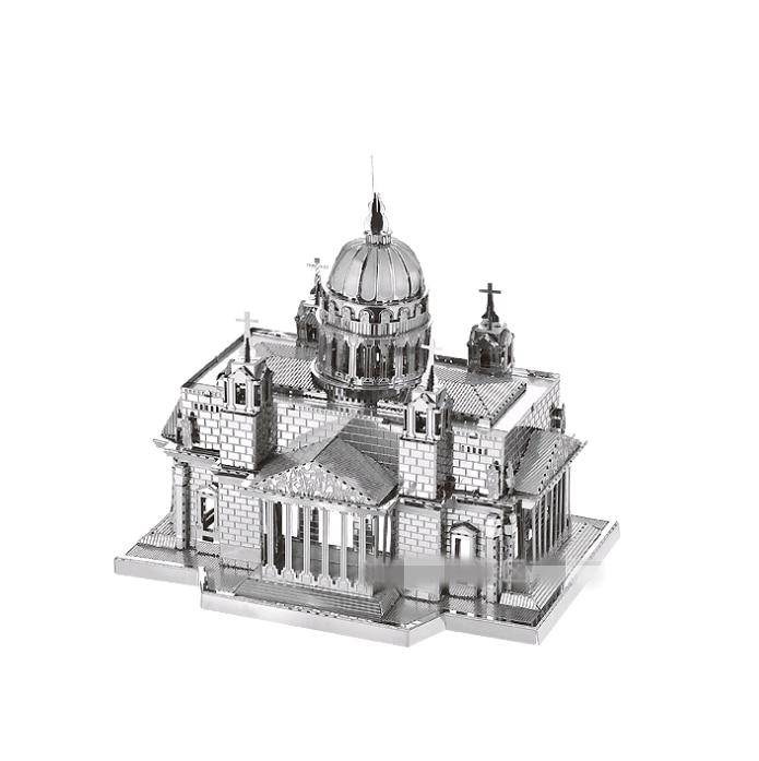 3D Metal Modell Pussel DIY Pussel Jigsaw Kit För Vuxna Barn - Spel och pussel - Foto 1