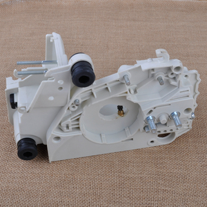 Image 5 - LETAOSK New Crankcase Oil Fuel Gas Tank Engine Housing Assembly Cover Fit For Stihl 017 018 MS170 MS180 Chainsaw Replaces Parts