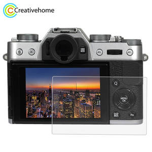 PULUZ For Fujifilm X-T10 Camera 2.5D Curved Edge 9 H Hardness Tempered Glass Screen