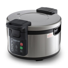 Commercial Multi-functional Rice Cooker Intelligent Microcomputer Rice Cooking Machine Timing Electric Cooker Large Capacity 18L