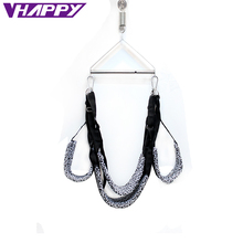 Nylon Sponge Leopard Door Swing Chairs Without Tripod adult Toy new Bondage Sex Swing Sling Tool Sexual Furniture VP-A002003A