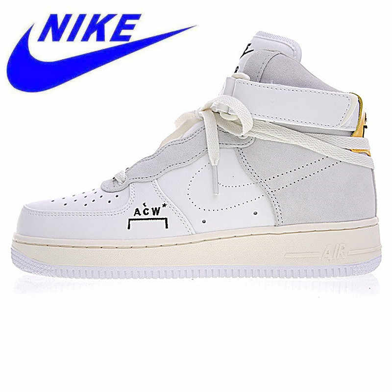 1a6e6630a Original and Comfortable Nike Air Force 1 A Cold Wall AF1 ACW Joint Men's  Skateboard Shoes