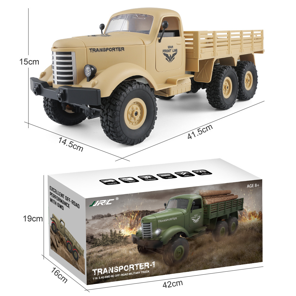 Spencers sterowania RC Off-Road 9