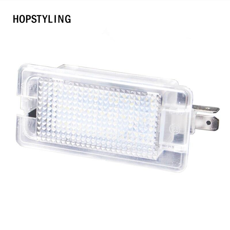 1 piezas LED Super brillante compartimiento de equipaje maletero lámpara de luz para Kia Spectra Rio Ceed Cerato 04-13 Sportage magentis Opirus