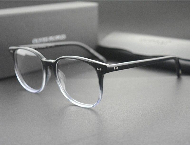 48ccfa81b42 Brand Oliver Peoples Scheyer Eyeglasses Frame OV5277U Eye Glasses Frames  For Women And Men Eyewear Vintage OV Glasses-in Eyewear Frames from Apparel  ...