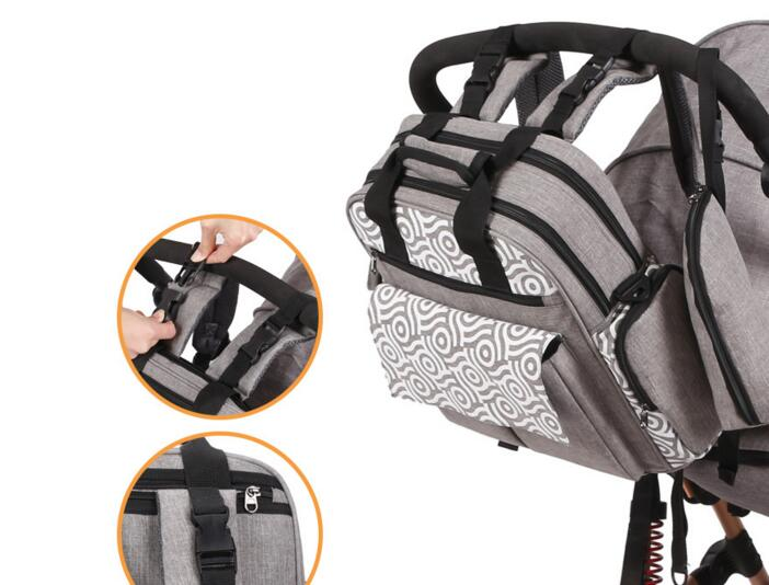 font b Baby b font Stroller Bag Nappy Bags Large Mummy Diaper Bag Backpack font
