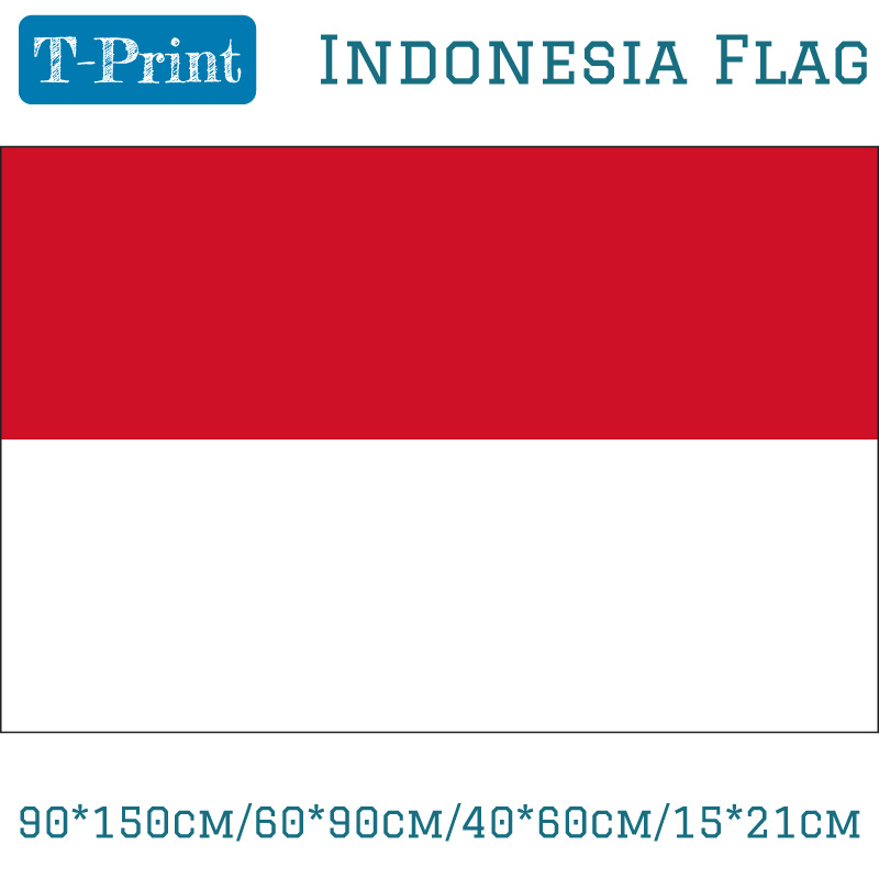 90*150cm 60*90cm 40*60cm 15*21cm indonesia flag indoor outdoor 3*5ft90*150cm 60*90cm 40*60cm 15*21cm indonesia flag indoor outdoor 3*5ft festival home decoration for national day