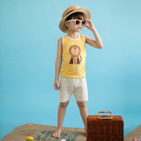 Summer Girls Pajamas Sets Cartoon Kids Short Sleeve Pyjamas Children 100 Cotton Sleepwear Baby Boy Homewear