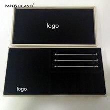 Cajas de Joyas Caja de joyería Adapta Pandora Charms Pulseras Sin Espejo Caja de Regalo Cajas de Vitrinas de Joyería Fina Para La Joyería