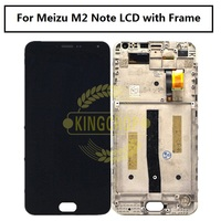 Original 5 5 For Meizu M2 Note New Full LCD Display Screen Monitor Touch Screen Digitizer