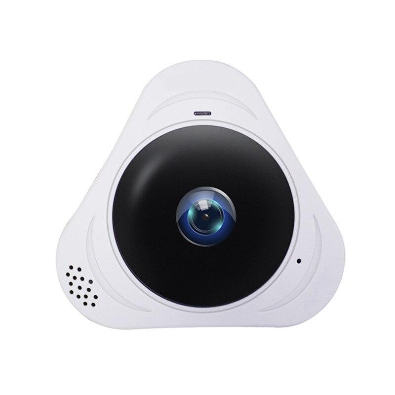 HD1080P WI FI wireless Night Infrared Camera 360 Degree Panoramic VR Camera 1 3MP FIsheye Smart