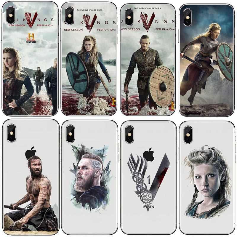 coque iphone 8 vikings saison 4