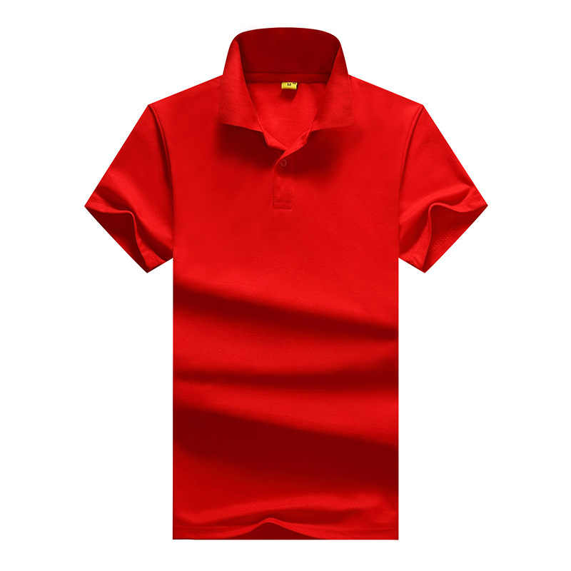 Polo Shirt Mens Casual Summer Solid Polos Men Off White Short Sleeve New Poloshirt 2019 Turn Down Collar Brand Polyester Shirt