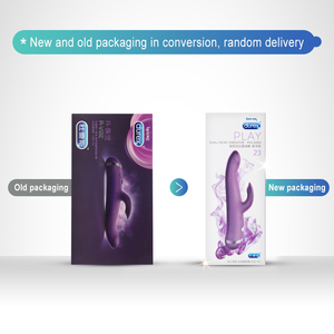 Image 5 - Durex Multi Speed Vibrator Dildo Women G Spot clitoris stimulator Magic Wand 2 Motors Rabbit Vibrators Sex Toys Shop for Adult