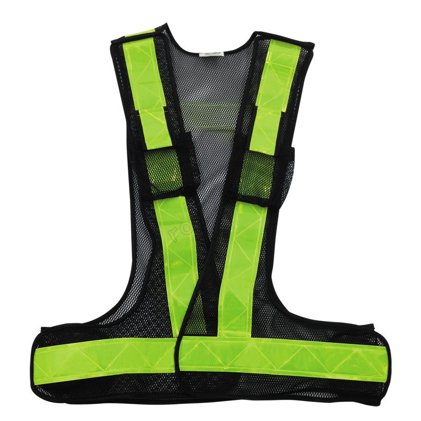 High Visibility Safety Reflective Vest for running