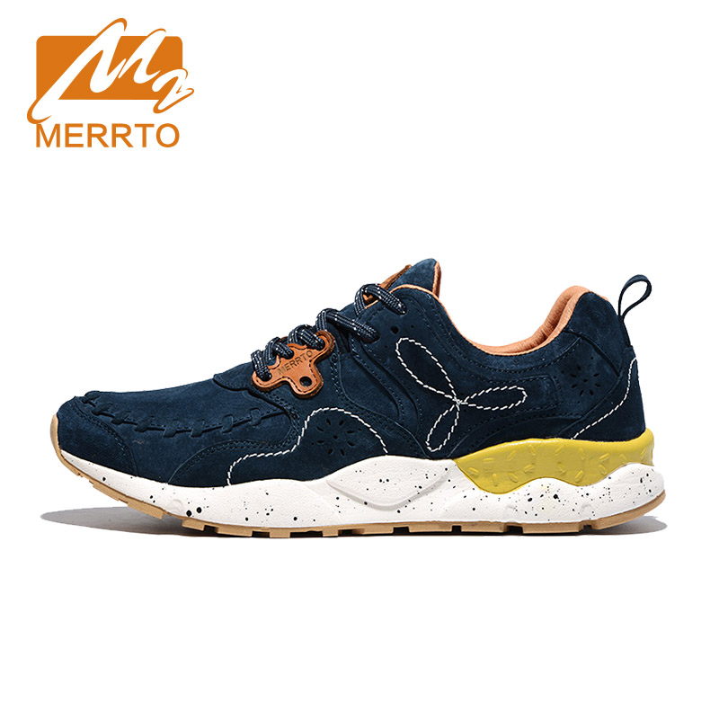 MERRTO Men's Skidproof  Walking Shoes Outdoor Breathable Sports Extra Warm Shop selling the main section of Sneakers #MT18623 the situation of street walking prostitutes