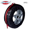 AutoCare Spare Tyre Cover Small and Large Size fit different Tire Cover Storage Bag Winter Accessory 1pc 2pcs 4pcs for choice
