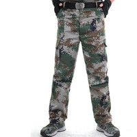 2016 Autumn Tactical Army Green Military Pants Men S Sweatpants Trousers Casual Clothing Male Overalls Men