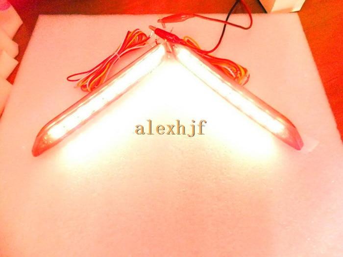 Drita e frenave LED Vathion, Sinjalet anësore të kthesës, Rasti - Dritat e makinave - Foto 6