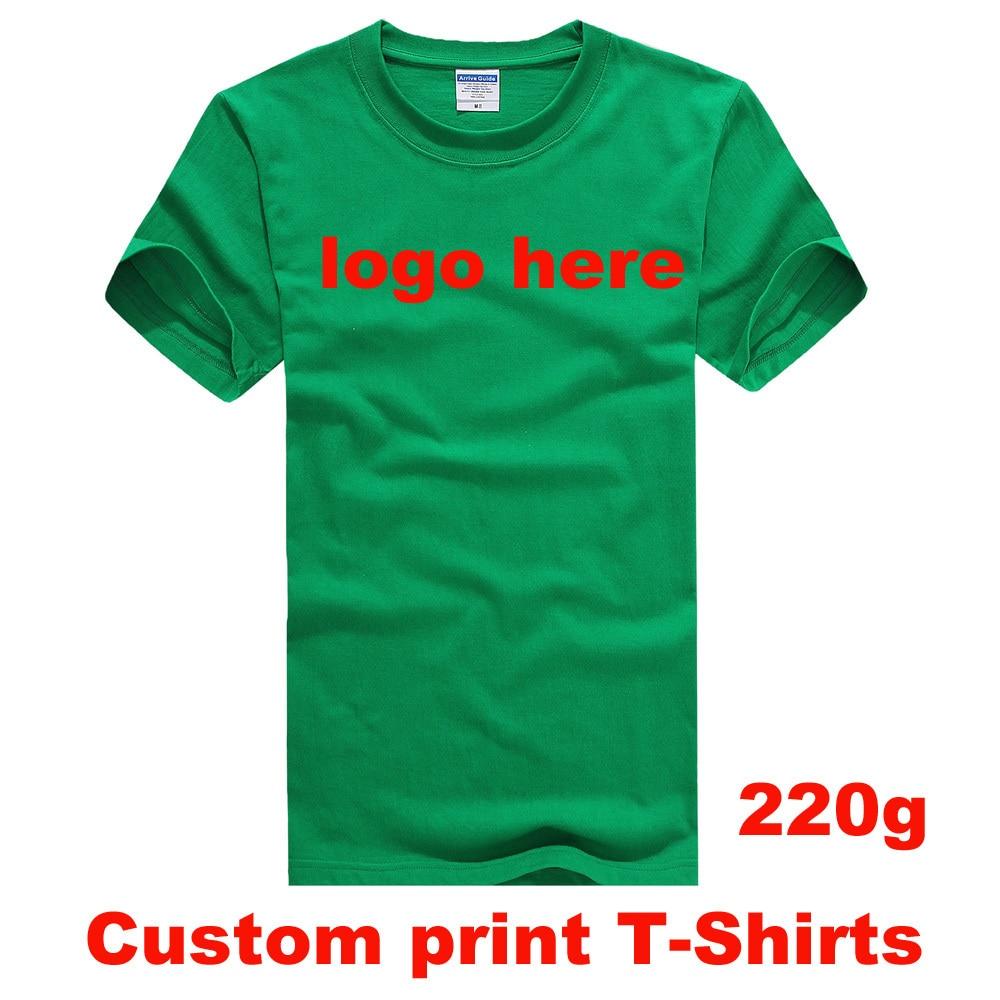 Personal Custom Printing Shirts Design Clothes Custom Made Shirt