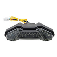 NEW LED Brake Light Motorcycle Tail Light Tail Turn Signal Lntegrated Taillight Lamp For YAMAHA MT