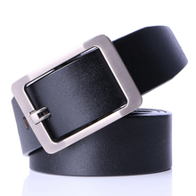 High Quality Genuine Leather Pin Buckle Belt For Men. Available Colors – Black or Coffee