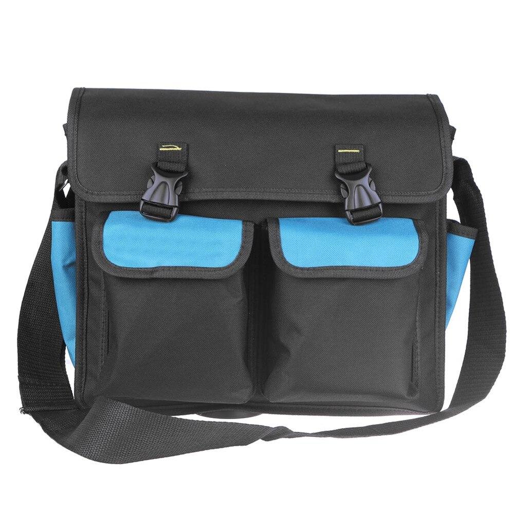 Multi-use Waterproof Wear Resistant Storage Tools Bag Electrician Toolkit tool packaging for mechanical maintenance toolkit